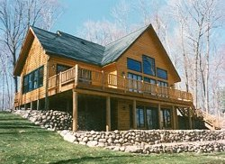 Northern Wisconsin Custom Home Builders Building: northern wisconsin home builders